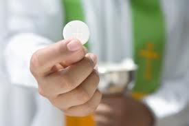 Resultado de imagen para Si comen el único cuerpo de Cristo y comparten la misma copa de salvación, ellos deberían ser uno.
