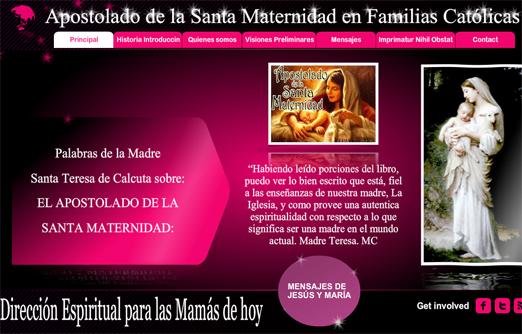 Apostolado de la Santa Maternidad